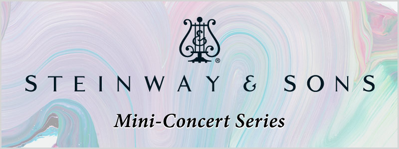 Steinway Mini-Concert Series at Cherry Creek Shopping Center
