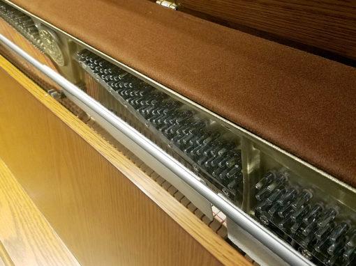 Used Kawai 506-N Honey Oak Upright Piano