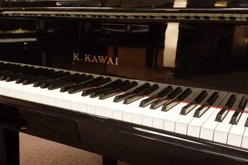 "Used Kawai GE30 Ebony Polish 5' 5"" Grand Piano"