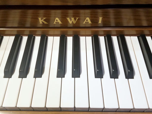 Used Kawai 506-N Honey Oak Upright Piano