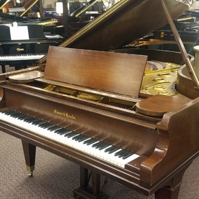 Used Mason & Hamlin BB Grand Piano