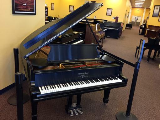 Vintage Steinway 1902 Grand Piano