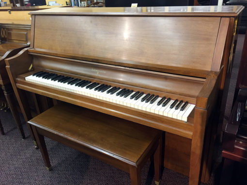 Used Sohmer 45SK 1970 Upright Piano