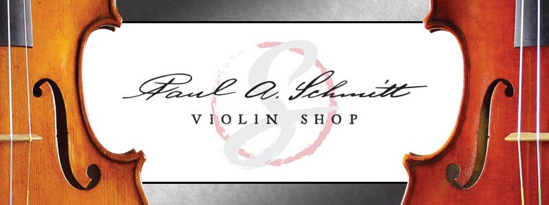 Paul A. Schmitt Violin Shop