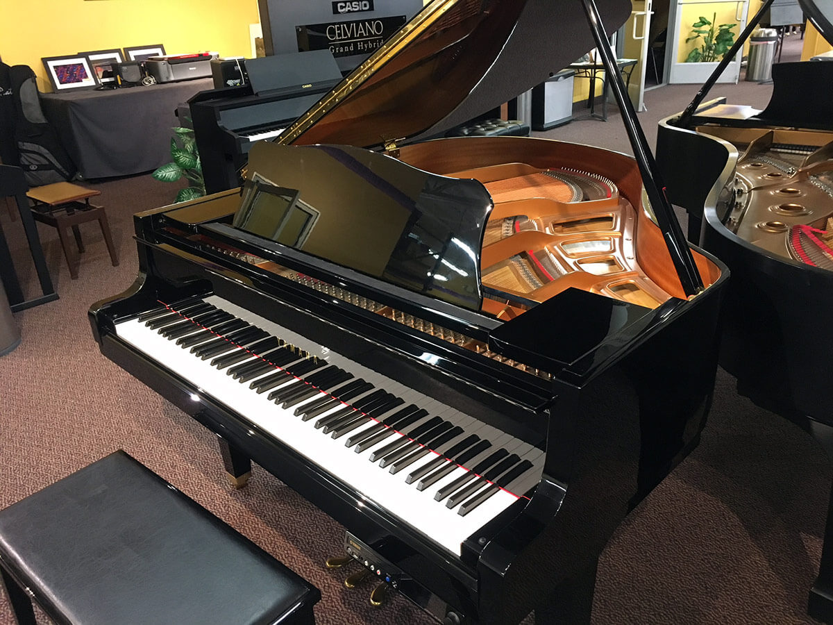 Used Yamaha DGH1B 1997 with DKC850 Grand Piano