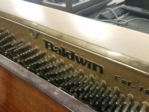 Used Baldwin Mahogany Upright Piano