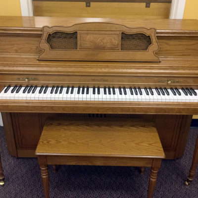 Used Wurlitzer Home Console Piano