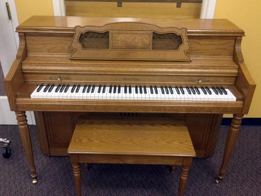 Used Wurlitzer Home Console Piano