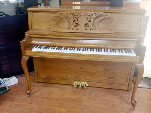 Used Baldwin 5057 Oak Console Piano