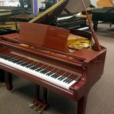 "Used Pearl River GP159 5'3"" Mahogany Polish Grand Piano"