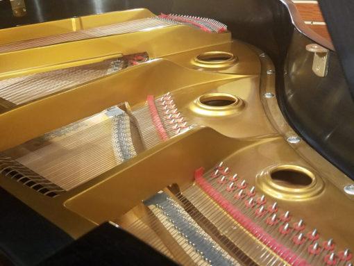 "Used Young Chang G150 4'11"" Ebony Satin Grand Piano"