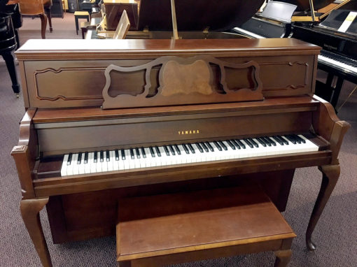 Used Yamaha P600QA 2002 Upright Piano