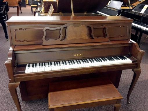 Used Yamaha P600QA 2002 Upright Piano