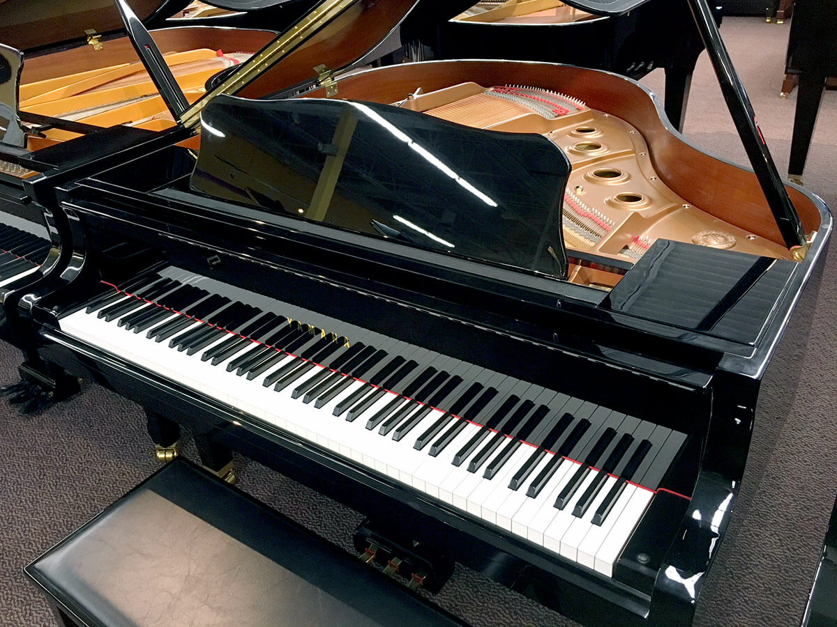 Used Yamaha GB1K 2011 Grand Piano