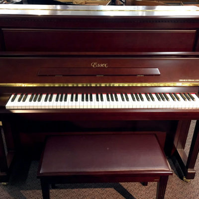 Used Steinway Essex EUP123FL 2014 Empire Studio Piano