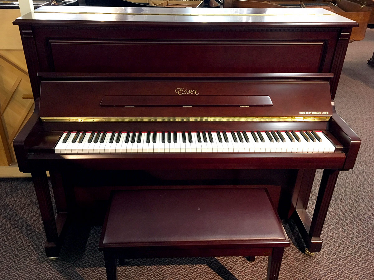 Used Steinway Essex EUP123FL 2014 Empire Studio Piano