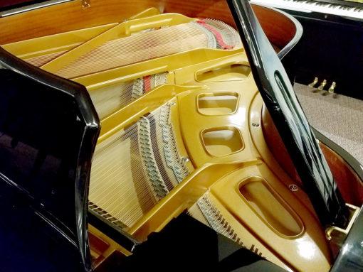 Used Hobart M Cable GH72 Ebony Polish Grand Piano