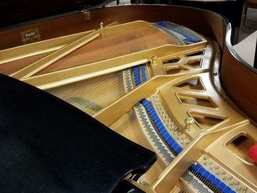 Used Kawai KG-2D Ebony Polish Grand Piano