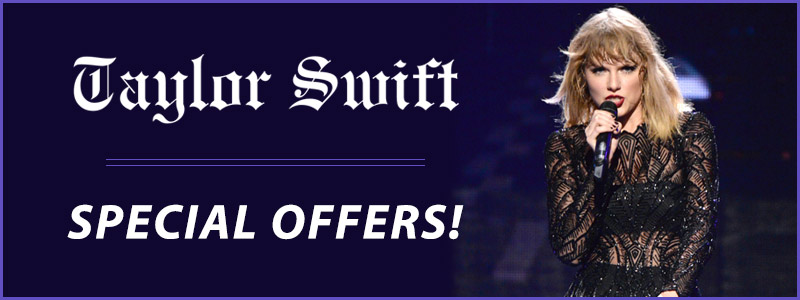 Taylor Swift Reputation Sale & Exclusive Sheet Music offer!