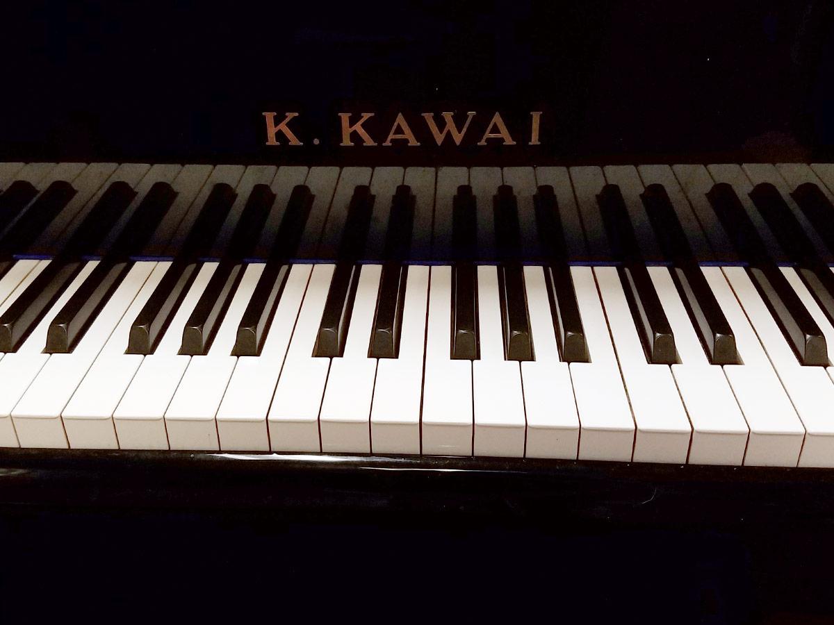 Used Kawai KG-2D Ebony Polish Grand Piano