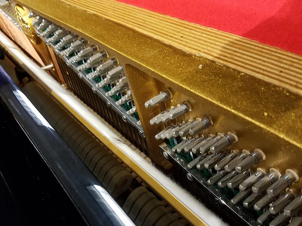 Used Sojin RS-11 Ebony Polish Upright Piano
