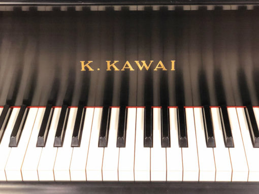 Used Kawai GE-30 Ebony Satin Grand Piano