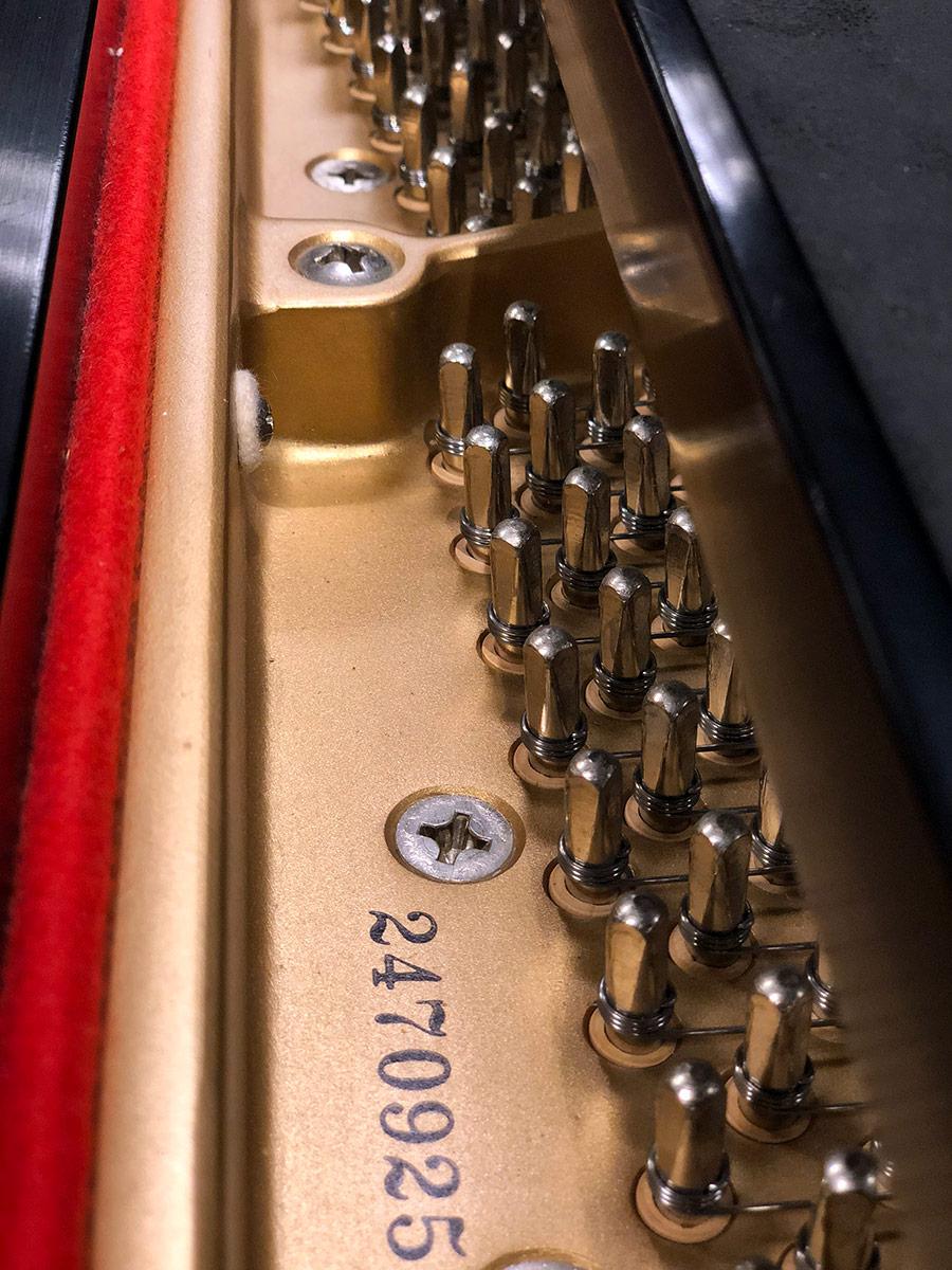 Used Kawai GE-30 Ebony Satin Grand Piano