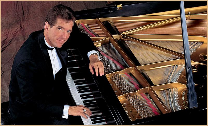 Steinway Artist David Osborne in Concert