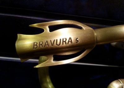 Bravura S Receiver