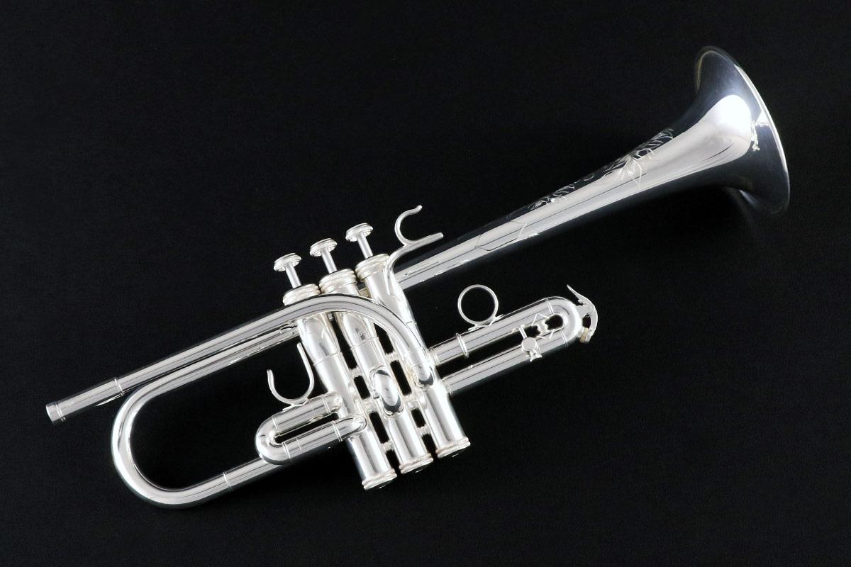 D / Eb Trumpet | Shires 6MS8