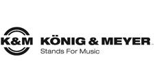 K&M logo