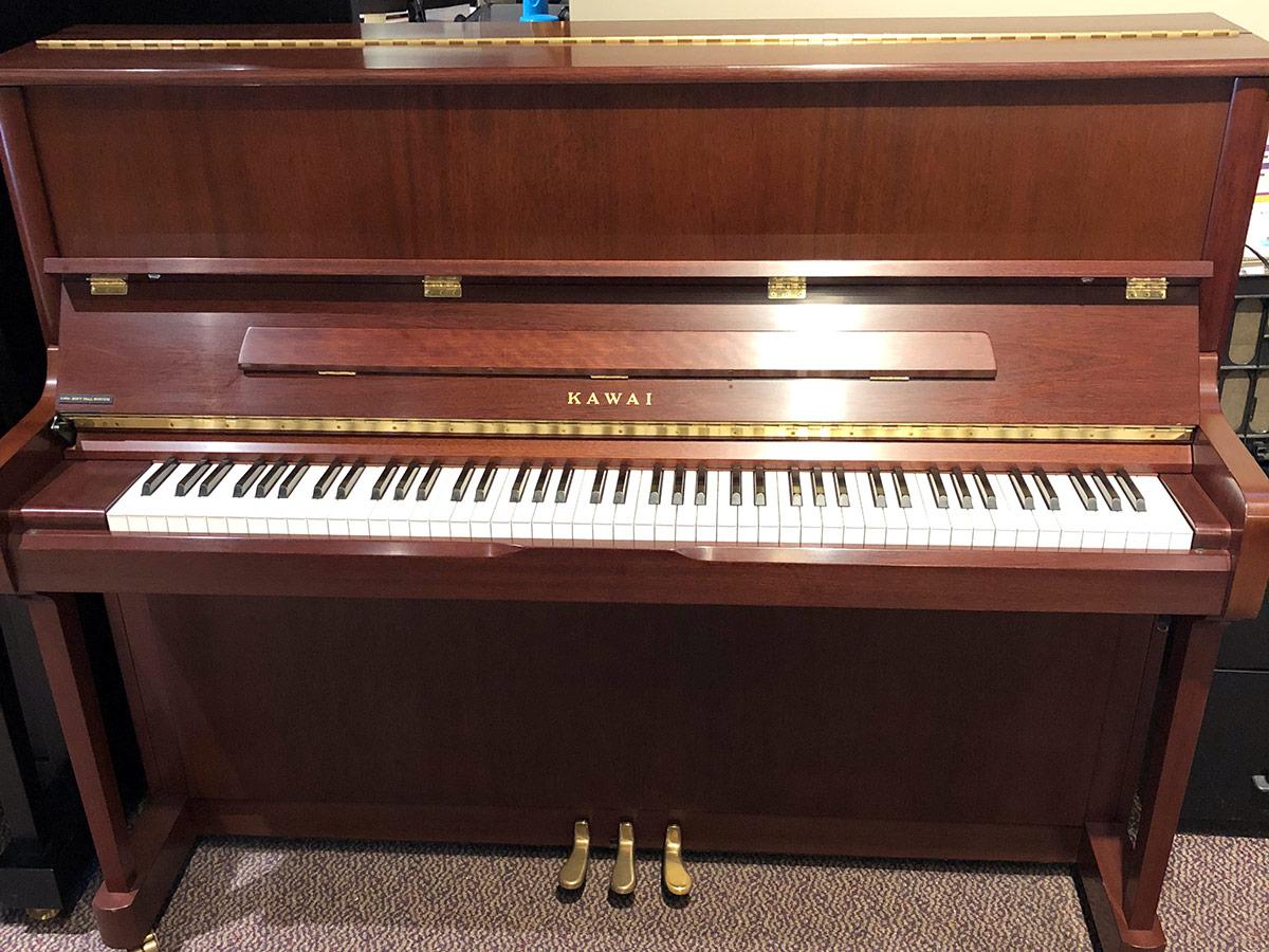 """Used Kawai K3 48"""" Mahogany Upright Piano"""