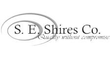 S. E. Shires logo