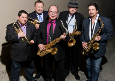 Tower of Power Horns Clinic