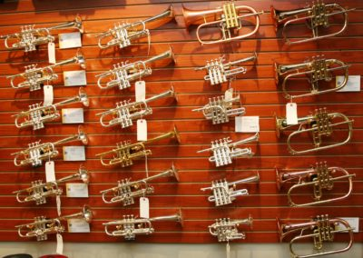 Trumpet Shop C and Piccolos