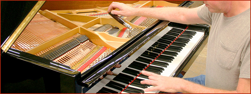 The Best Piano Technicians in the World
