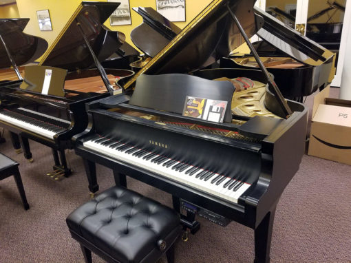 Used Yamaha C5 Grand Piano