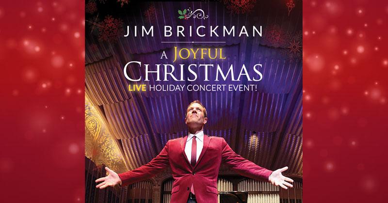Jim Brickman Holiday Concert Omaha Ne Schmitt Music