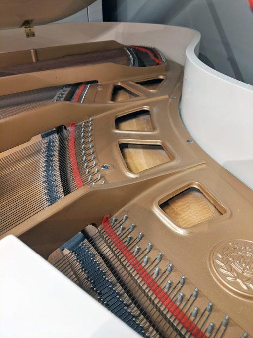 "Used Kawai KG-2E 5'10"" Ivory Polish Grand Piano"