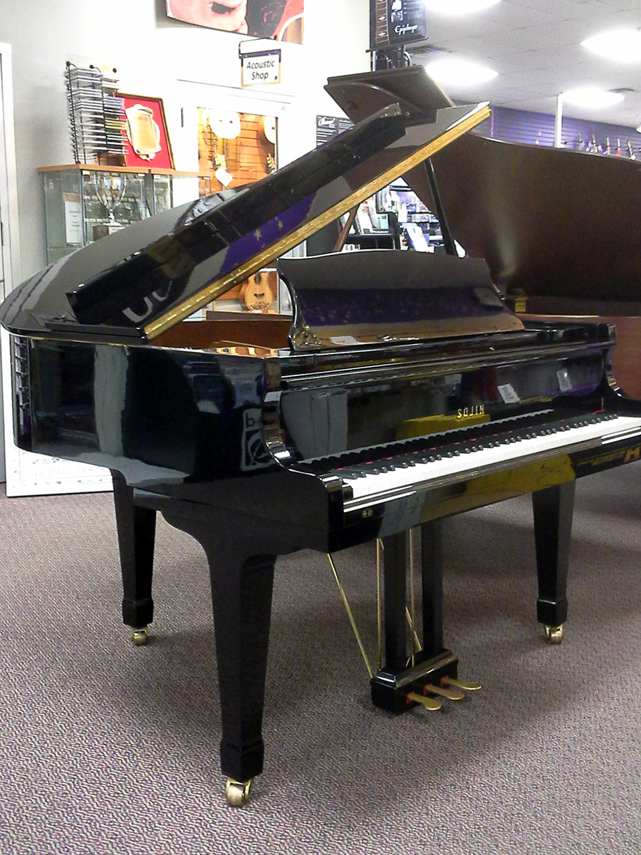 "Used Sojin PG1 4'8"" Baby Grand Piano"