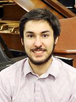 Nidhal Keddah, Schmitt Music Brooklyn Center, Minneapolis Steinway Piano Specialist