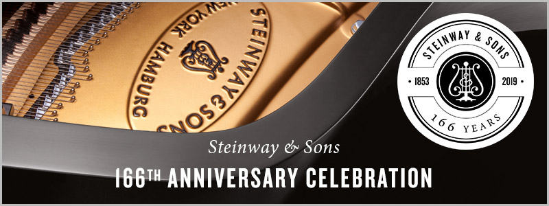 Steinway 166th Anniversary Celebration in Kansas City!