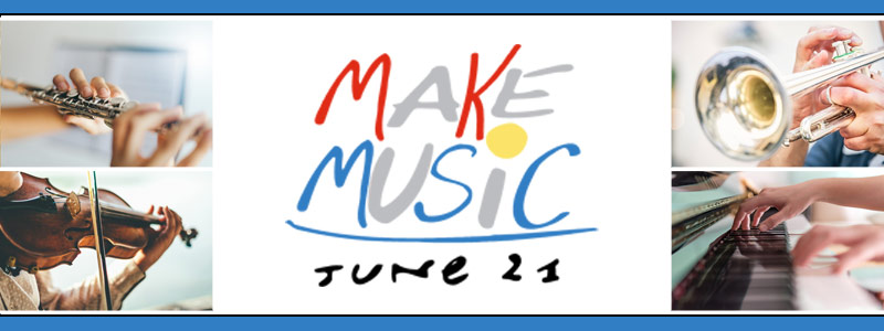 International Make Music Day 2019