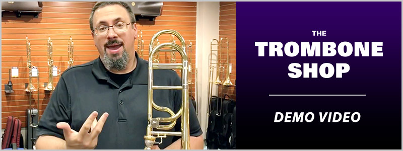 Trombone Shop Demo: Humes and Berg Pixie Mute