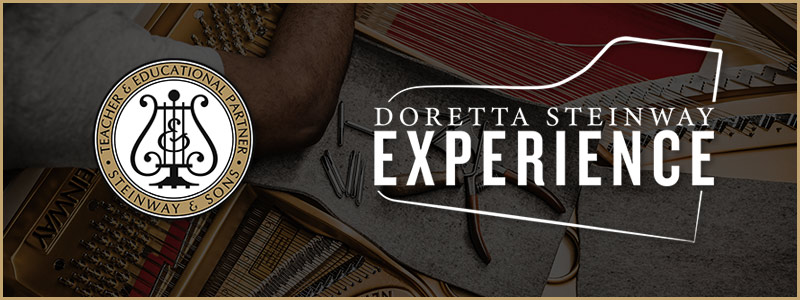 Doretta Steinway Experience in Minneapolis and Denver