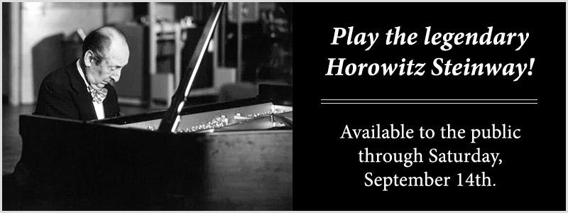 Horowitz Steinway Piano Experience  | Englewood, CO