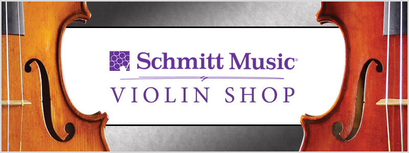 Schmitt Music Violin Shop