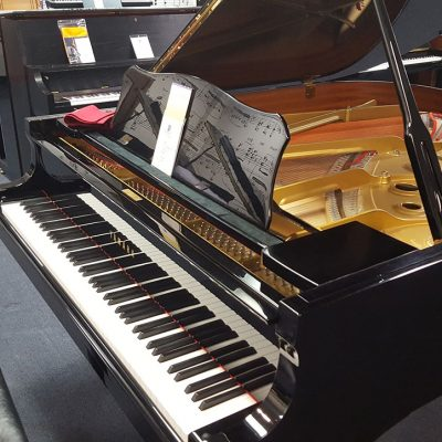 Yamaha C3 Ebony Satin 1991 Grand Piano