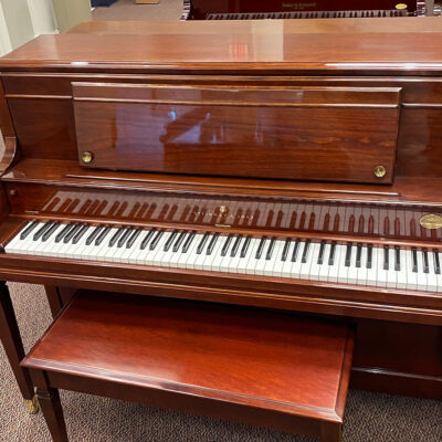 Used Steinway 4510 Upright Piano