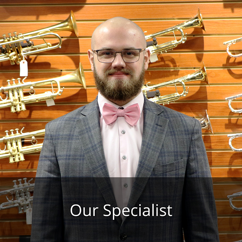 Our Specialist, Anthony Brown